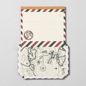 Hearth & Hand Magnolia letters to Santa notepad